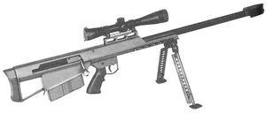 Barrett m90