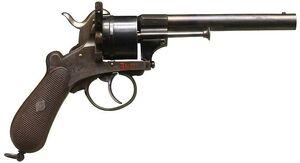 Lefaucheux Model 1858