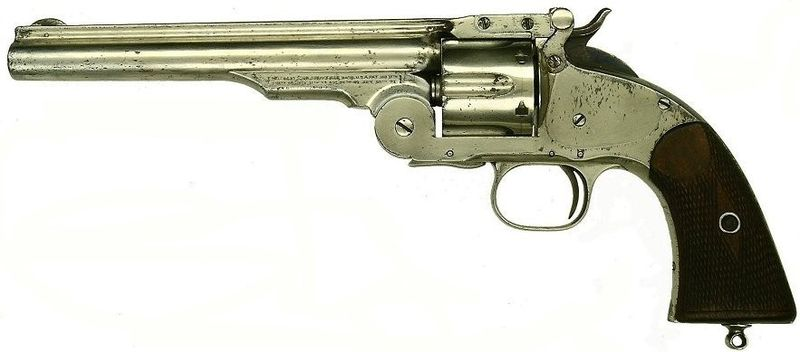 Schofield Revolver Gun Wiki Fandom Powered By Wikia