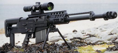 Accuracy International AS 50 | Gun Wiki | Fandom
