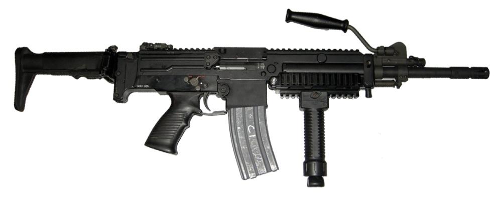 Ultimax 100 | Gun Wiki | FANDOM powered by Wikia