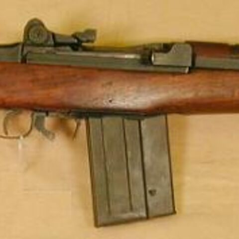 BM59 rifle