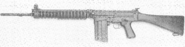 FN Automatic Carbine 280