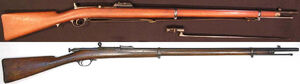 Berdan Rifle