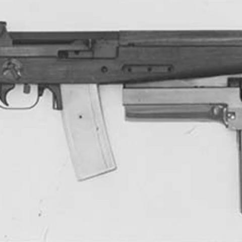 1966 SPIW prototype
