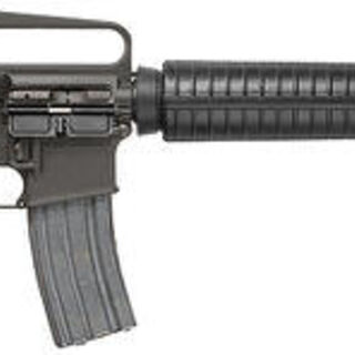 M16A4 with carry handle