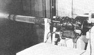 M61 Vulcan test firing