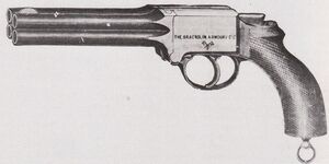 Martin-Marres-Braendlin Mitrailleuse Pistol