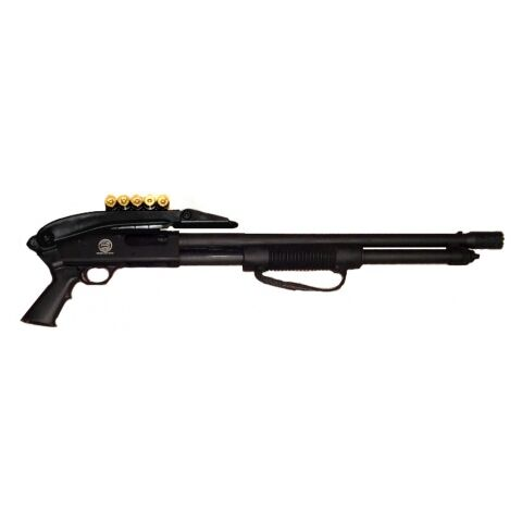Mossberg 500 Homeland Defender with folding stock
