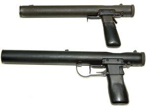 Welrod-pistol