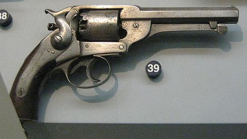 Kerr percussion revolver | Gun Wiki | FANDOM powered by Wikia