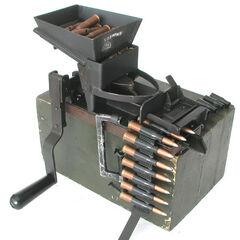 A belt loader for the <a href=