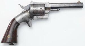Lucius Pond Revolver