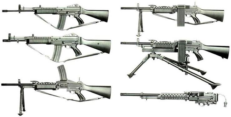 Stoner 63 gun wiki fandom powered by wikia stoner 63 altavistaventures Image collections