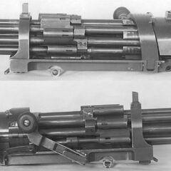 Slostin machine gun.
