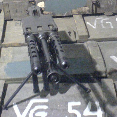 Spasov M1944 Trigun.