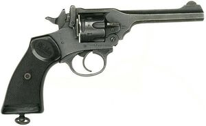 Webley Mk IV