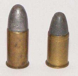 .455 Webley Mk I & Mk II