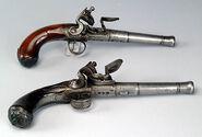 Flintlockpistols