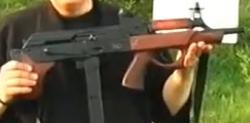Tao submachine gun