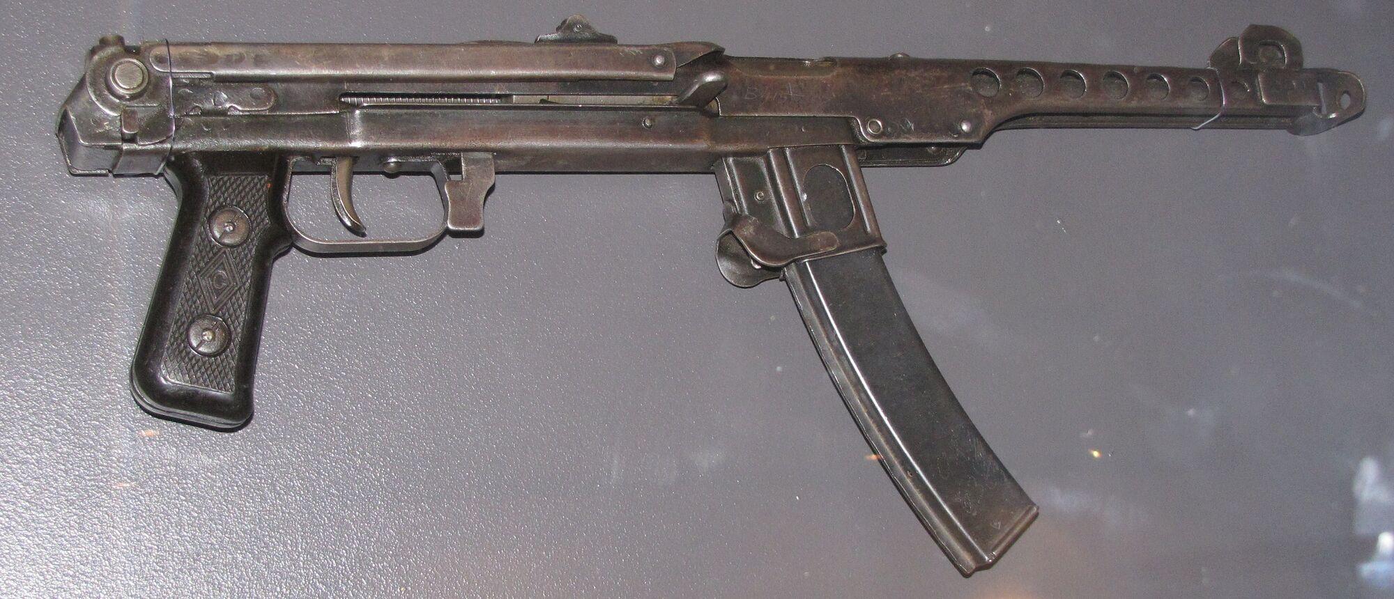 Pps Submachine Gun Gun Wiki Fandom Powered By Wikia