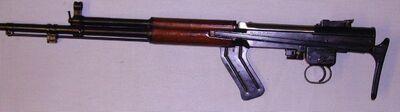 Simonov AKS-91 Bullpup