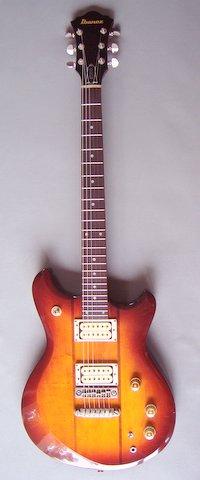 Ibanez Studio ST-200 electric guitar front