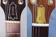 Ibanez Studio series truss rod covers