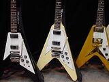 1959 Gibson Flying 1958 Gibson Explorer