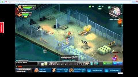 Gunshine Online- gameplay