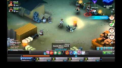 Gunshine gameplay (leitus island mision)