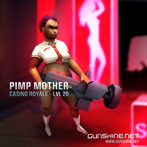 Pimp mother