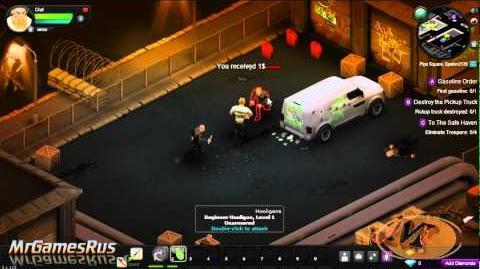 Gunshine Gameplay