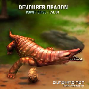 Devourer dragon