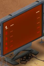 Pvp scoreboard
