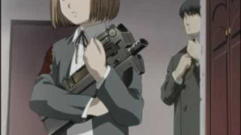 Gunslinger Girl episode 1 part 3