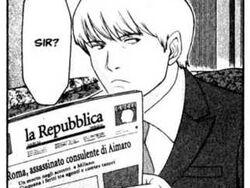 Jean Croce (manga)