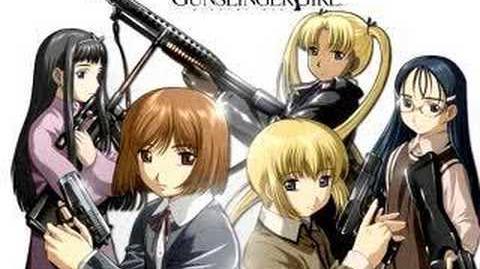 Gunslinger Girl - Movimento