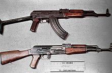 220px-AKMS and AK-47 DD-ST-85-01270