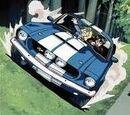 Ford Mustang Cobra GT-500