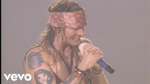 Guns N' Roses - Live And Let Die