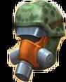 Fumigator helmet