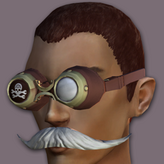 MaleHandlebar Goggles