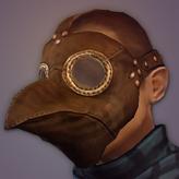 MaleDr Schnabel Mask