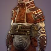 MaleDusthopper Suit
