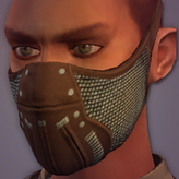 MaleDusk Mask