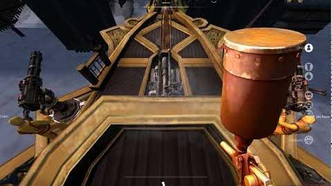 Guns Of Icarus Online - Magnate Armor repair for Pilot