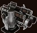 Hellhound Heavy Twin Carronade