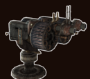 Scylla Double-Barreled Mortar