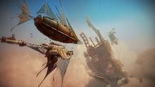 Guns of Icarus Goldfish Screenshot